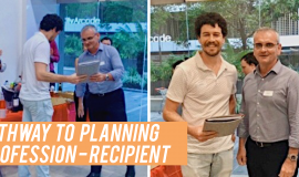 Recipient announced – 2019 Susan Green Pathway to Planning Profession Programme